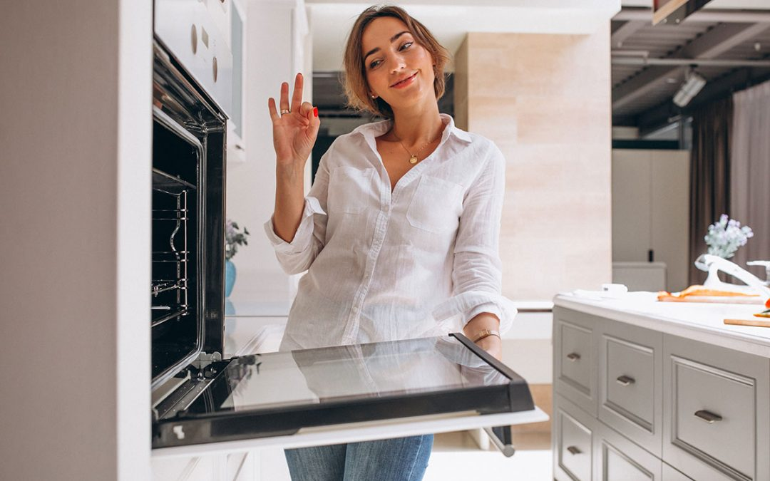 How to Clean a Self Cleaning Oven with Pyrolysis